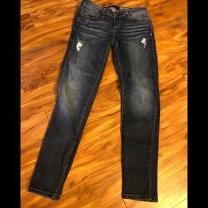 Aeropostale jeggings leans size 8 stretch